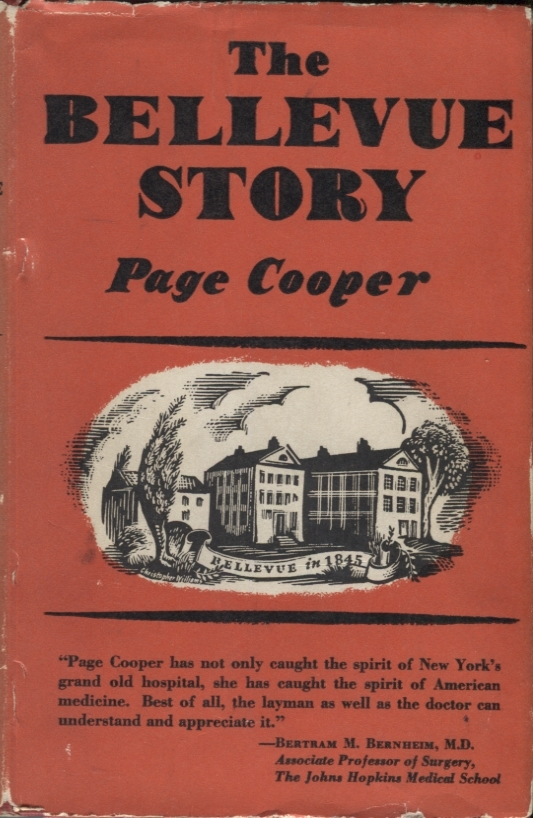 The Bellevue Story. Page Cooper.