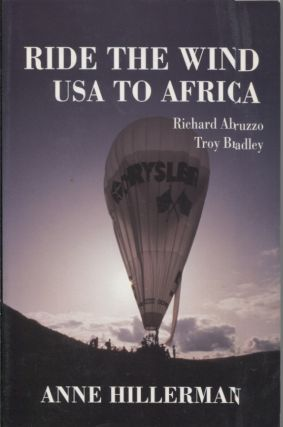 Ride the Wind: USA to Africa. Anne Hillerman