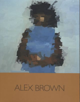 Alex Brown. Art Exhibition Catalog