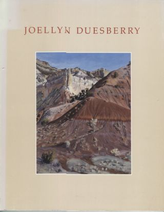 Joellyn Duesberry; July 25-August 9, 1986. Art Exhibition Catalog