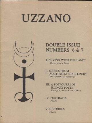 Uzzano Double Issue Numbers 6&7. Robert Schuller