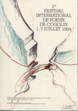 1er Festival International de Poesie de Cogolin 1-7 Juillet 1984