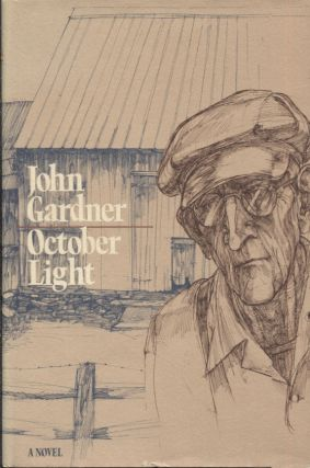 OCTOBER LIGHT. John Gardner