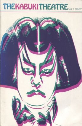 THE KABUKI THEATRE. Earle Ernst