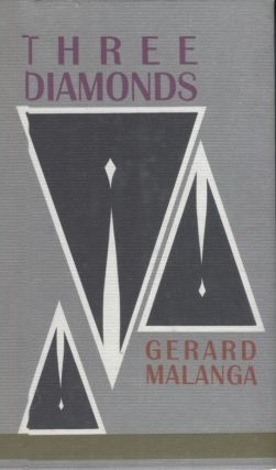 Three Diamonds. Gerard Malanga
